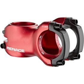 Sixpack Menace Stuurpen Ø31,8mm, rood/zwart